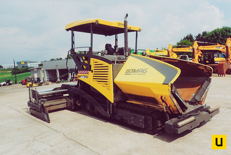 Bomag BF 600 C-2