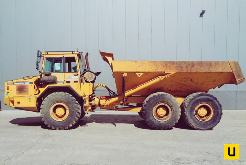 Volvo A30C